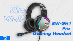 BlitzWolf BW-GH1 Pro Gaming Headset Review: Is It Worth The Money?