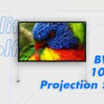 BlitzWolf BW-VS5 100 inch Projection Screen Review: Should You Buy It?