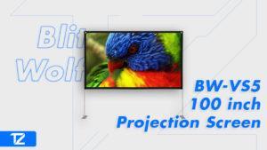BlitzWolf Projection Screen